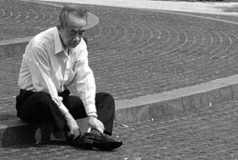 Depresszió a férfikor alkonyán