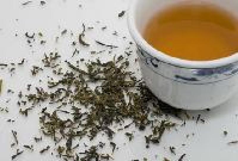 A zöld tea élvezete