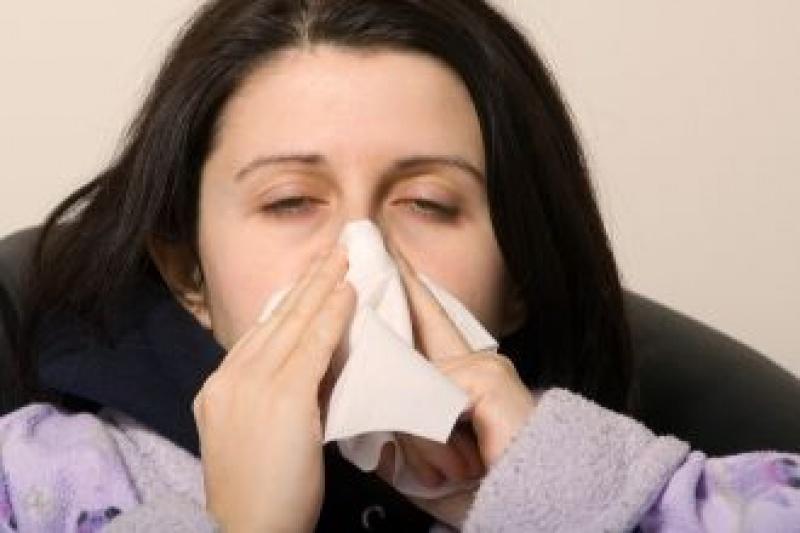 A megfázás otthoni kezelése