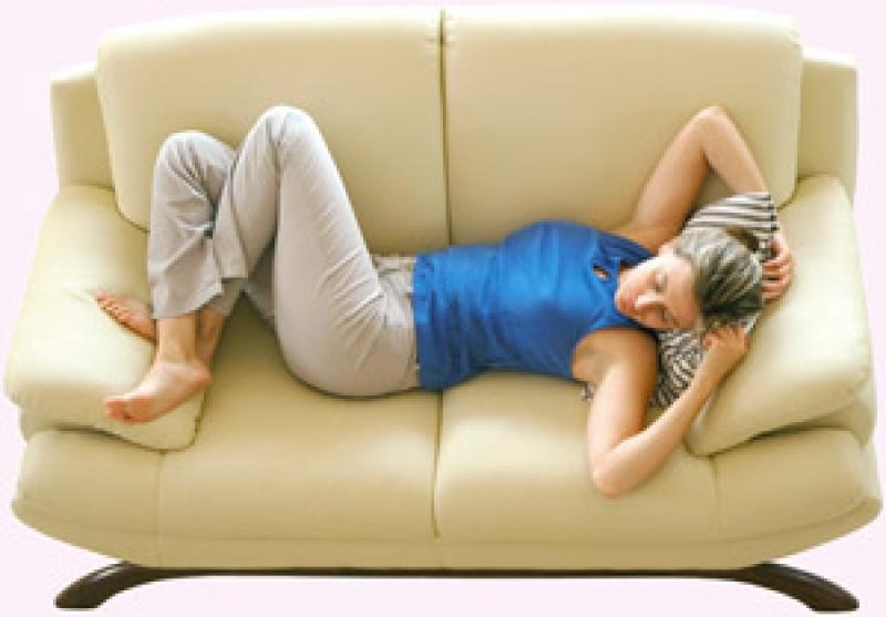 Pihentető alvás nélkül nincs egészséges élet