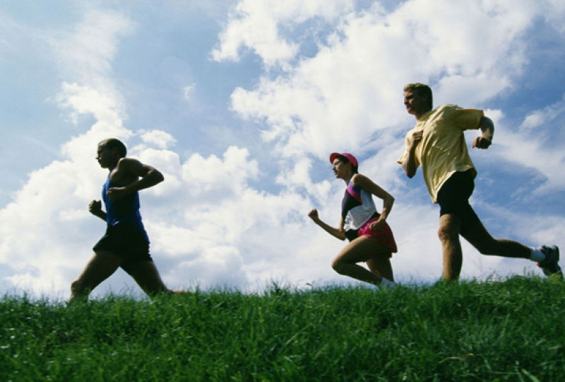 Vérnyomáscsökkentés mozgással