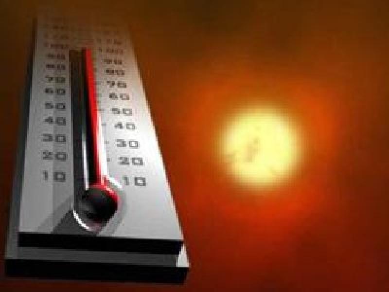 Praktikák tikkasztó hőségben
