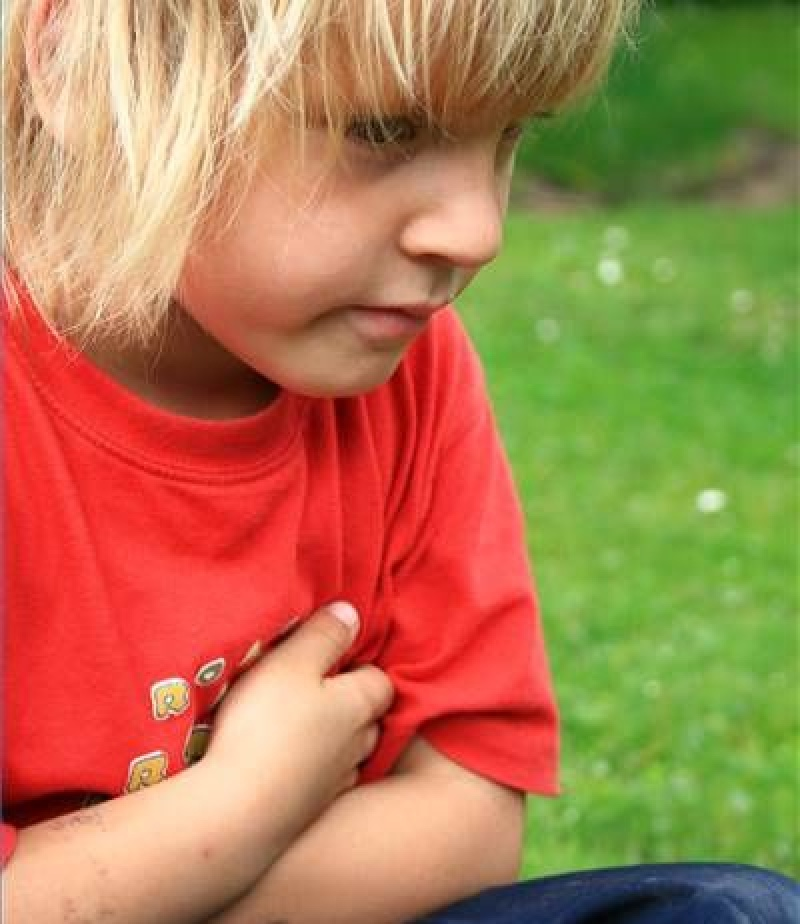 Képzeletük erejével gyógyítják a gyerekek a hasfájásukat