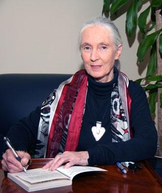 Jane Goodall – az őserdő lánya