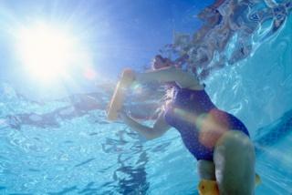 Vízi sport nem csak úszóknak