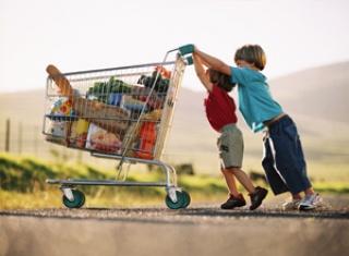 Vásárlás gyerekkel – Apaszemmel