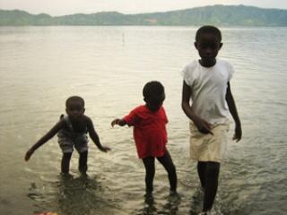Orsi Ghánában