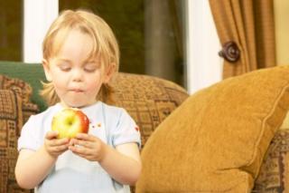 Mennyi gyümölcs kell a gyereknek?