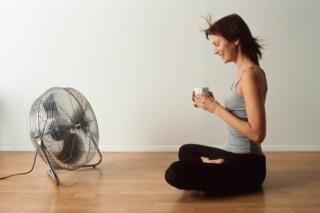 A hőség elviselésének technikái