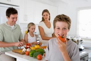 Táplálkozási szokásaink gyermekkorban alakulnak ki