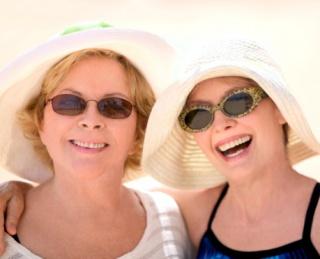 Védik-e a kontaktlencsék az UV-sugárzás ellen a szemet?