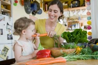 Mit egyen a gyerek, hogy egészséges legyen?