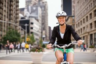 A biciklizés dicsérete