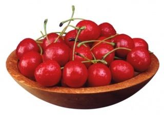 Cseresznyével a köszvény ellen