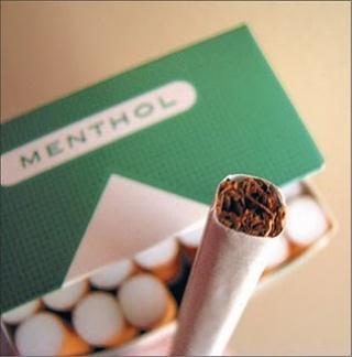 A mentolos cigarettára könnyebb rászokni?