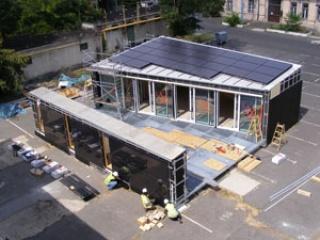 A ház, amely nem fogyasztja, hanem termeli az energiát