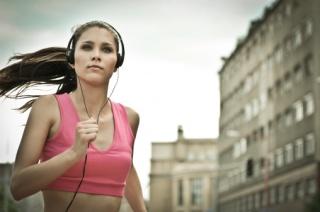 A zene növeli a sportteljesítményt