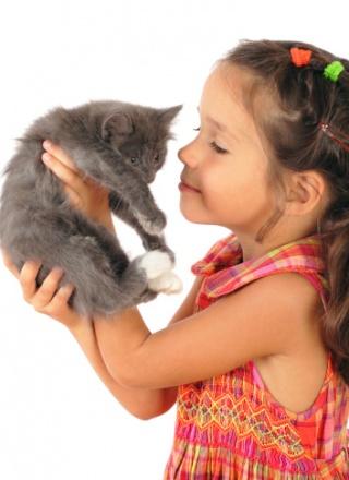 Gyerekek és házi kedvencek
