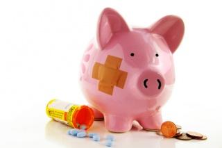 Többet költünk zsebből az egészségügyre, mint a TB