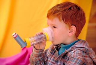 Öt kérdés a gyermekkori asztmáról
