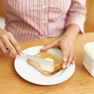 Melyik egészségesebb: a margarin, vagy a vaj?