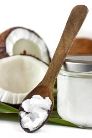 Gyógyítás kókuszolajjal