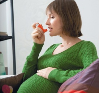 Asztma és várandósság