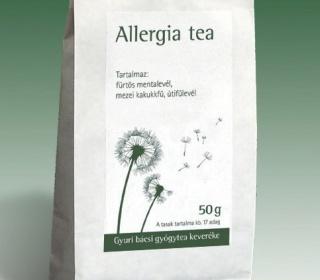 Allergia kezelése a természet gyógyszereivel