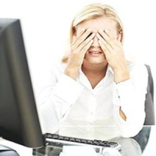 A szemszárazságot gyakran légkondicionálás, számítógépezés okozza