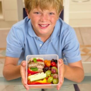 Tudatos táplálkozással gyermekeink egészségéért