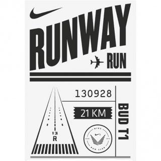 Holnap a futóké a repülőtéri futópálya – Ismét itt a Runway Run