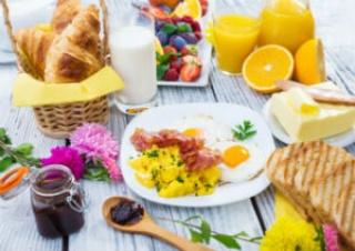 Reggelivel az elhízás ellen?