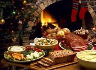 Karácsonyi evés - csak mértékkel!