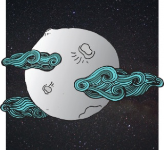 Sajtból van a Hold?