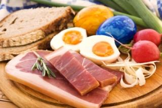 Így lehet egészséges a húsvéti menü!