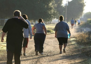Így sportoljon az, aki túlsúlyos