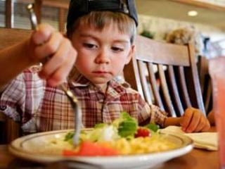Túl vékony a gyermekünk?