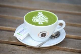 """Új őrület hódít: a zöld """"kávé"""""""