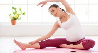 Az anya testét is óvni kell a terhesség alatt