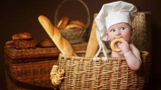 Féléves kortól adható glutén a gyermeknek