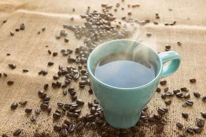 férgek nem szeretik a kávét