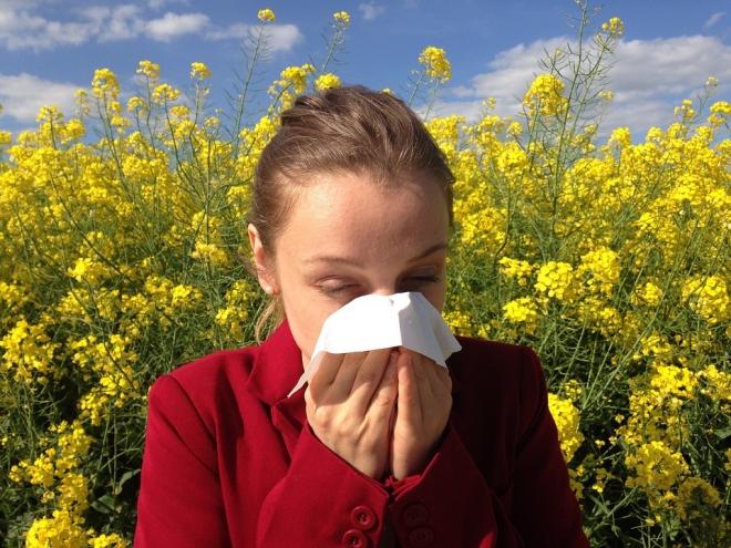 Zsebkendőt elő, itt a tavaszi allergiaszezon!