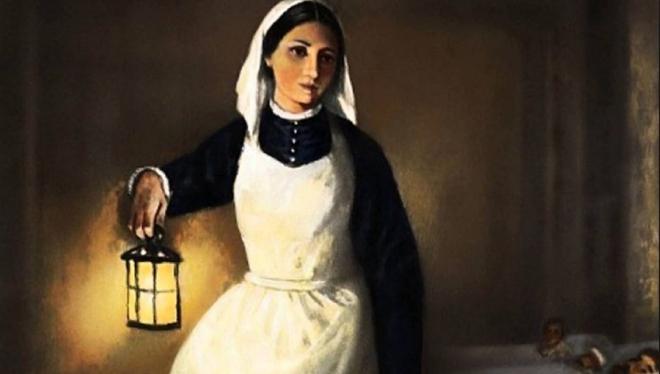 A lámpás hölgy – Florence Nightingale