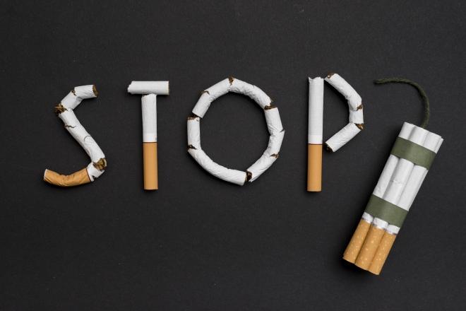 A dohányzás káros az egészre