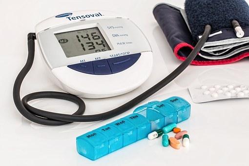 víz magas vérnyomás kezelésére a hipertónia új receptje