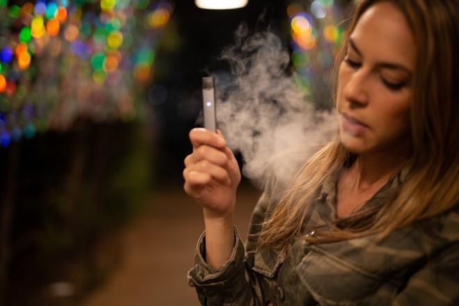 Az elektromos cigaretta káros az egészségre