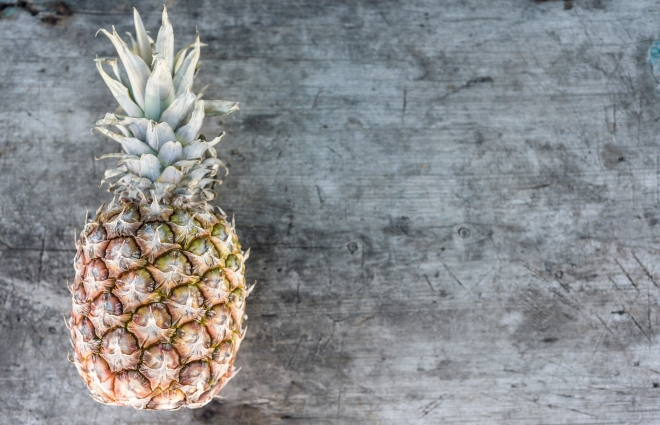 Ananászból textil