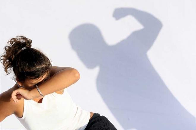 Párkapcsolati erőszak