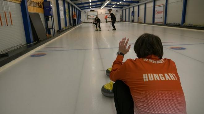 Mi fán terem a curling?