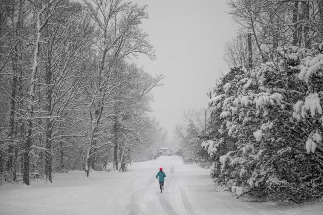 Hogyan lehet biztonságos a téli futóedzés?